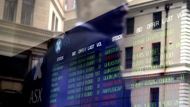 ASX fall may reflect profit-taking.