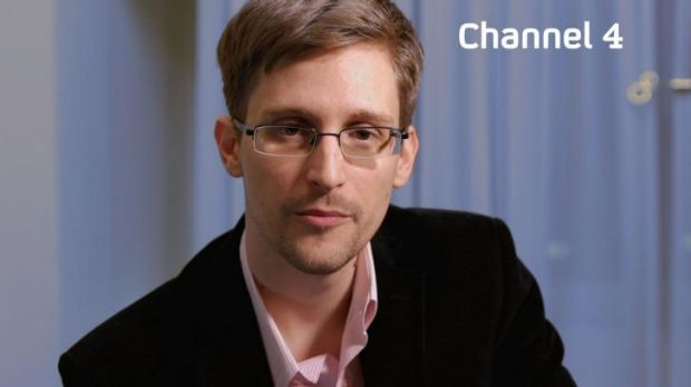 Concerned for his safety ... NSA whistleblower Edward Snowden.