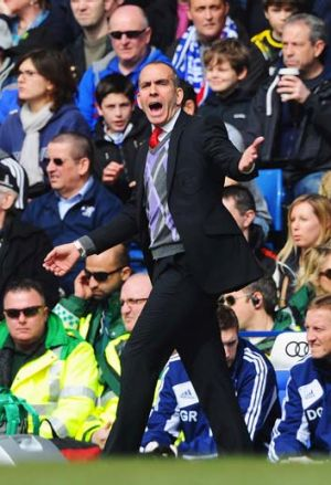 Paolo Di Canio, when manager of Sunderland.