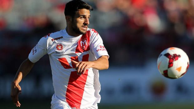 """Every player thinks it's a positive move for the club"": Melbourne Heart's Aziz Behich."