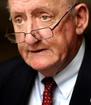 Tim Fischer: potential candidate to replace NSW Governor Marie Bashir.