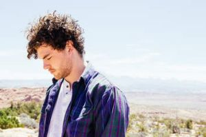 Vance Joy ... coming to Canberra.