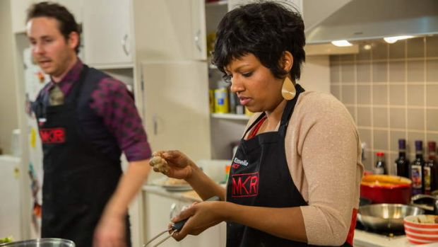 This isn't a singing reality contest and first time ACT entrants struggle with cooking show <i>My Kitchen Rules</i>.