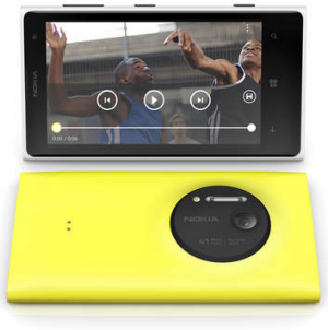 Nokia Lumia 1020 duo
