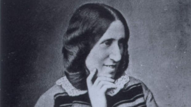 George Eliot's looks caused her some heartache.