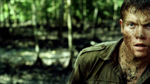 Still from <i>Canopy</i>, the debut feature from Australian Aaron Wilson, which screened at the 2014 Rotterdam Film Festival.