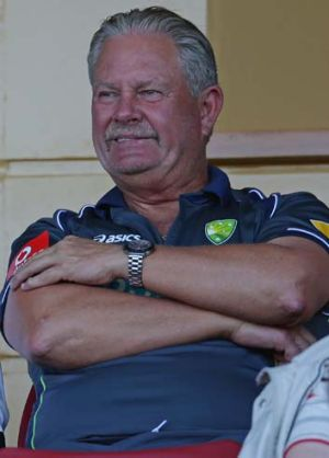 New world: Steve Rixon will still coach the Chennai Super Kings.