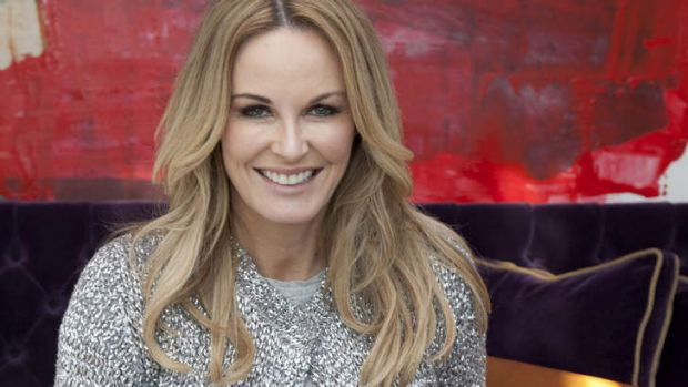Punching bag ... Charlotte Dawson has left the show.