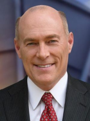 Alabama weatherman James Spann.