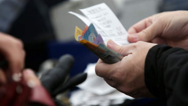 Piece of the action: The TAB says its new betting initiative is aimed at ordinary punters.