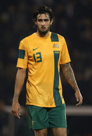 Socceroo Rhys Williams looks likely to miss Australia's World Cup bid after suffering an Achilles injury