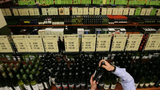 The maker of brands like Penfolds and Wolf Blass, wine group Treasury Wine Estates paid the price for not joining in the ...