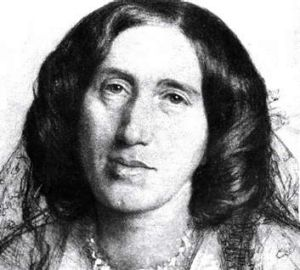 Plain genius: George Eliot's looks caused her some heartache.
