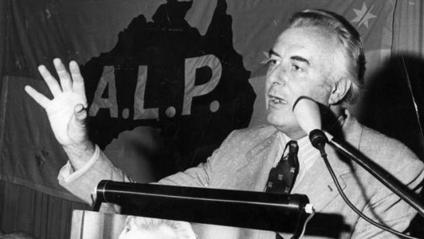 "Gough Whitlam: the former prime minister is held ""in very high regard"" by a  man jailed for supplying cocaine, who ..."
