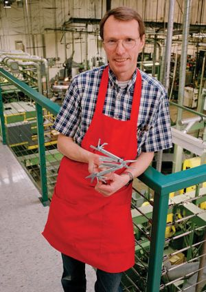Tim Leatherman had a vision for his popular tool from the outset.