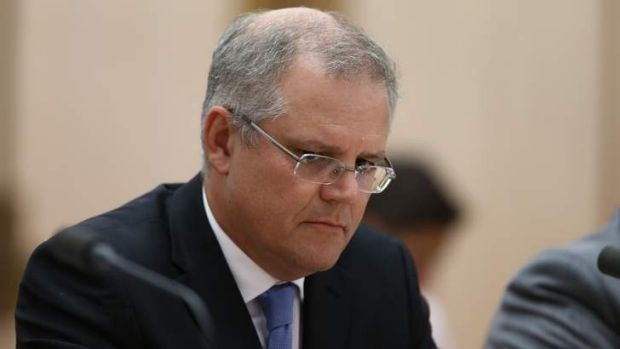 Immigration Minister Scott Morrison revealed details about the asylum seeker arriving at Christmas Island for medical ...