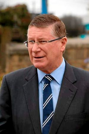 Premier Denis Napthine 'vehemently disagrees' with the federal government over future subsidies for Toyota.