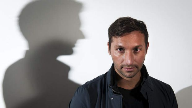 Physical and emotional pain: Ian Thorpe.