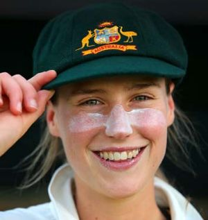 Outstanding: Ellyse Perry.