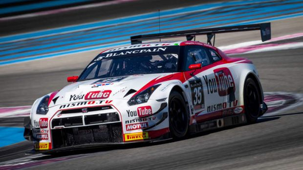 Speed machine: Rick Kelly will drive a Nissan GT-R Nismo GT3 in the Bathurst 12 Hour.