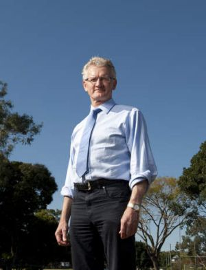 LNP Candidate for Griffith Bill Glasson.