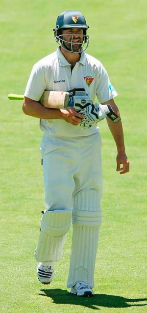 Alex Doolan is not daunted by the fact that only 18 Australian batsmen have made their Test debuts at No.3.