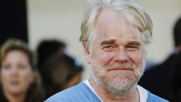 Struggled with the desire to be great: Philip Seymour Hoffman.