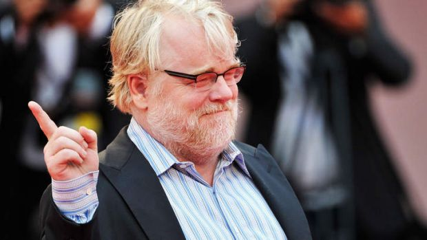 Struggle with drugs: Seymour Hoffman has previously been in rehab for heroin use.