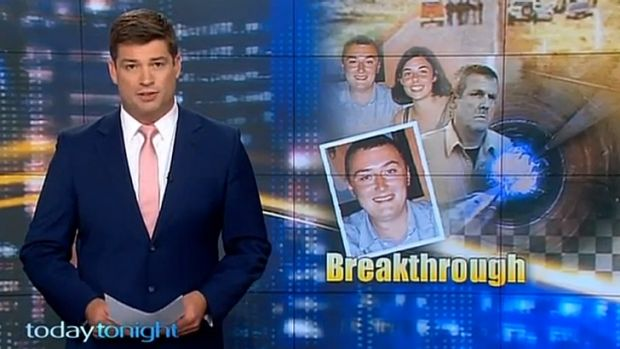 No more <i>Today Tonight</i>: Acting host Nick Etchells will be placed elsewhere within Seven News, according to chiefs.