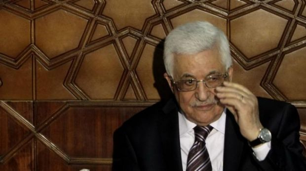 Proposal for a US-led NATO force to patrol border: Palestinian Authority President Mahmoud Abbas.