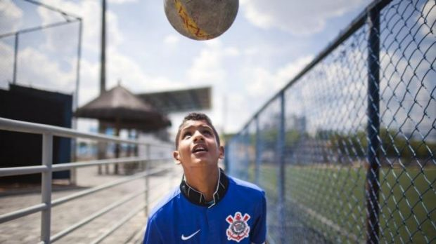 Petroswickonicovick Wandeckerkof da Silva Santos, a 12-year-old soccer prodigy who typifies the nation's obsession with ...