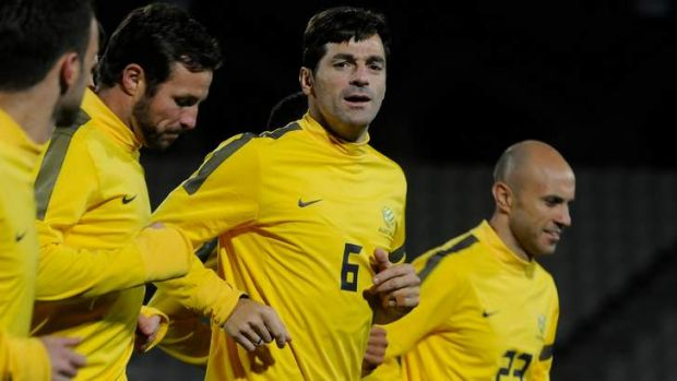 Brazil bid: Ognenovski is set to join Sydney FC in an effort to boost his hopes of earning a place in the Socceroos' ...
