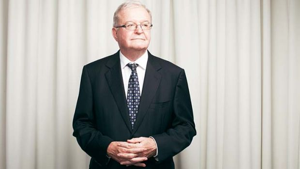 Chief Justice Tom Bathurst: Rejects accusations judges are ''out of touch and soft on crime''.
