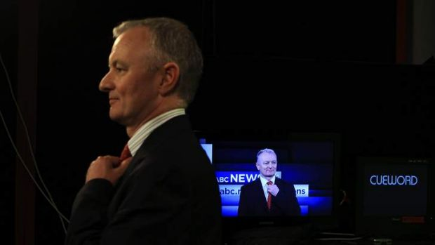 Antony Green ... The ABC election analyst examines the Senate's voting system on February 14.