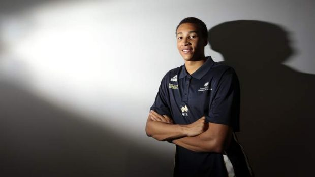 Canberra teenager Dante Exum is going into the NBA draft in America.
