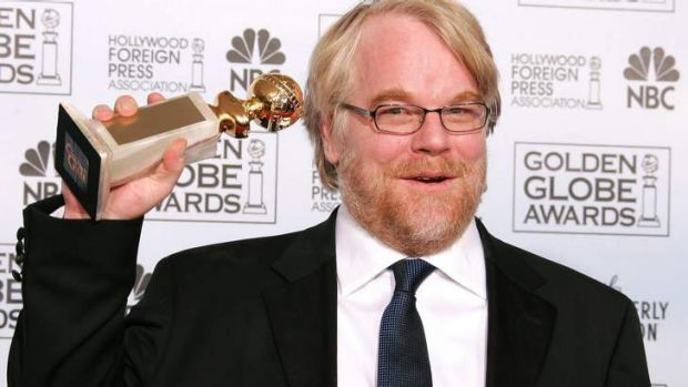 Philip Seymour Hoffman: had split from his partner.