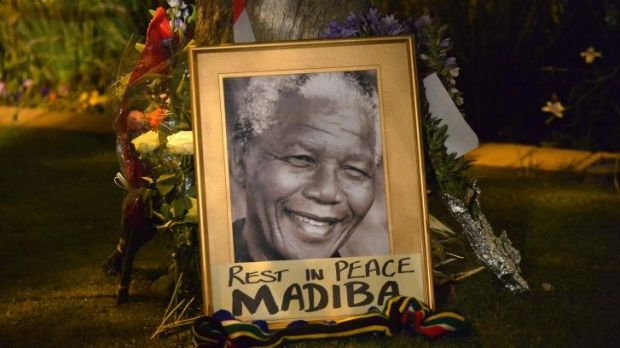 The reading of Nelson Mandela's will was 'charged with emotion'.