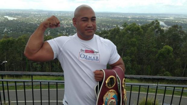 Logan truck driver Alex Leapai will have the hopes of a nation on his broad shoulders when he fights Wladimir Klitschko.