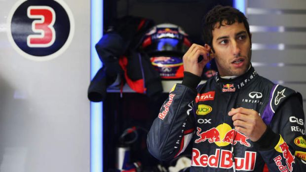 """""""The expectation will be that Sebastian, as a four-time world champion, will be the team leader, so it's all there for ..."""