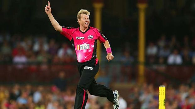 Brett Lee, 37, is the only fast bowler who has broken the 150km/h mark every year over two decades.