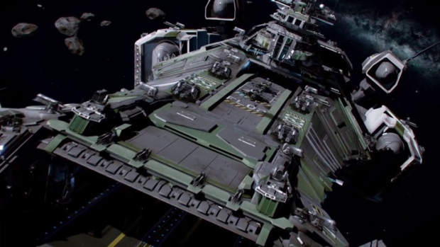 Star Citizen is a gigantic, crowd-funded undertaking that will like take years to reach full completion.