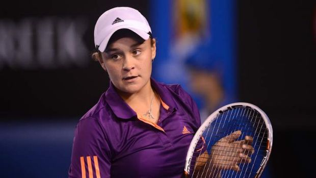 Barty is the only member of Australia's Fed Cup team with knowledge of their Russian opponents.