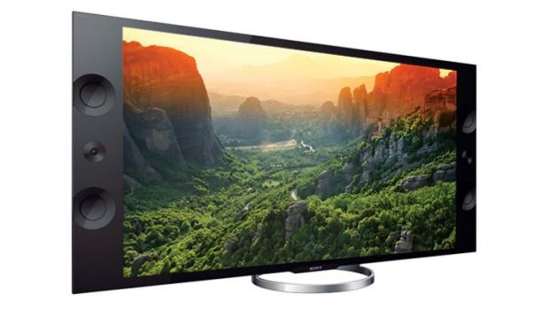 Sony's 65-inch X9004A Ultra HD television.