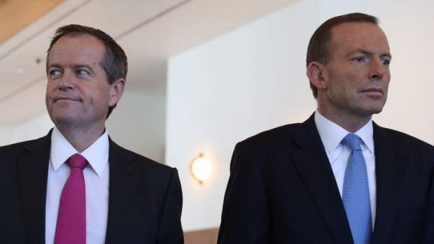 Opposition Leader Bill Shorten and Prime Minister Tony Abbott will both campaign in Griffith on Thursday.
