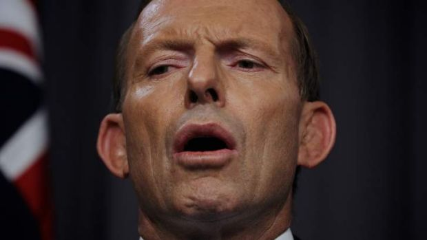Prime Minister Tony Abbott has dismissed the idea of a new Accord with unions as ''very 1980s''.