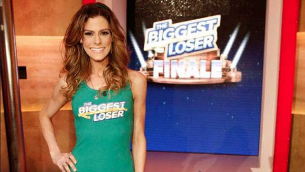 Shocking weight loss ... Rachel Frederickson accused of anorexia on social media.