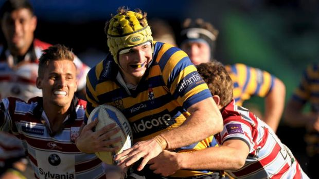 Dream team: Premier Rugby powerhouse Sydney University is set to link with Balmain in the National Rugby Championship.