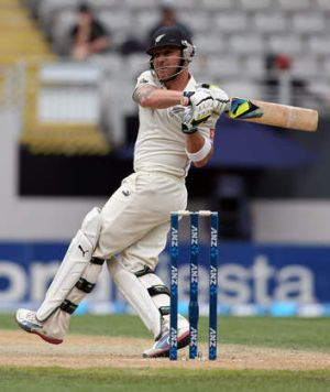 Brendon McCullum hits out at Eden Park.