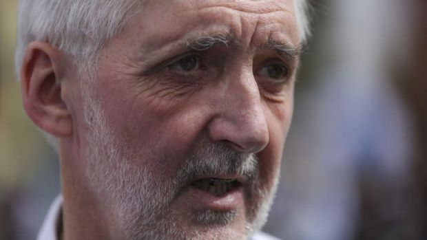 Line in the sand: International cycling president Brian Cookson is overseeing major changes in the sport.