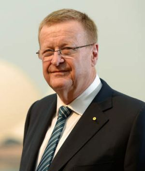 Three is the magic number: AOC President John Coates.